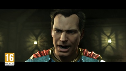 Injustice 2 - Superman Trailer