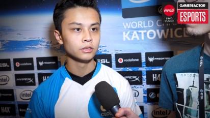 IEM Katowice 2018 CS:GO - Stewie2K Interview