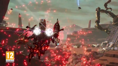 Daemon X Machina - E3 2018 Trailer
