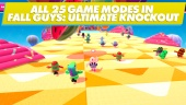 Fall Guys: Ultimate Knockout - All Current Modes