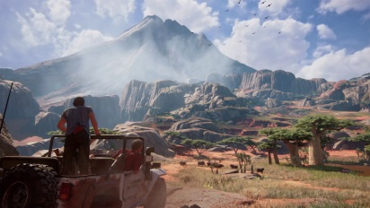 Uncharted 4: A Thief's End - Updated Story Trailer