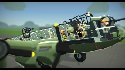 Bomber Crew - Announcement Trailer