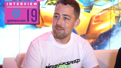Need for Speed Heat - John Wikberg and Yoni Rabinowitz Interview