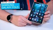 Samsung Galaxy Fold - Quick Look