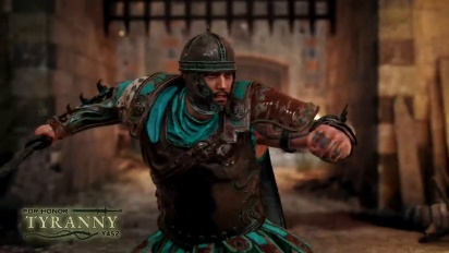 For Honor - 'Tyranny' Launch Trailer (Year 4 Season 2)
