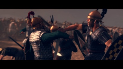Total War: Rome II - Pirates & Raiders DLC Trailer