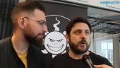 Overkill's The Walking Dead - Saul Gascon & Almir Listo Interview