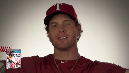MLB 12: The Show - My Road To The Show: Josh Hamilton