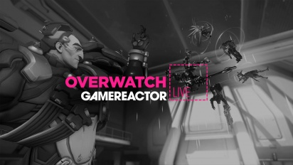 Overwatch Switch - Livestream Replay