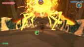 Zelda: Skyward Sword HD - Full Scaldera Boss Battle & Earth Spring Cutscene