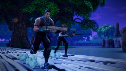 Fortnitemares - Battle Royale Announce Trailer
