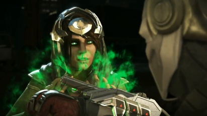 Injustice 2 -- Enchantress Gameplay Reveal Trailer