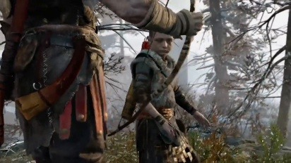 God of War - Behind the Myths: An Interview with Cory Barlog