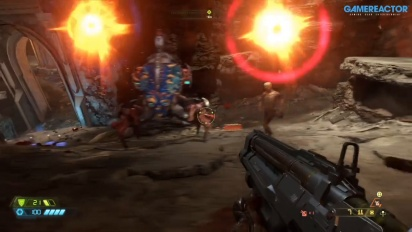 Gameplay Only for Doom Eternal
