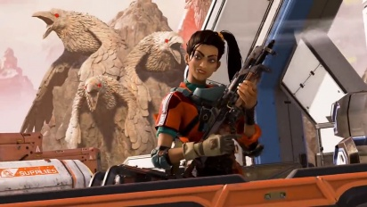 Apex Legends - Rampart Character Trailer