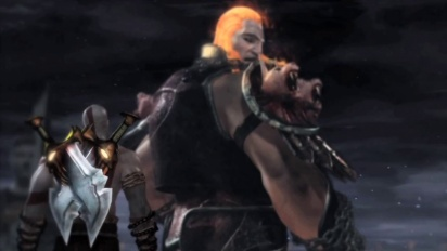 God of War Saga - Top5 Epic Moments: Kratos vs Ares #1 Trailer