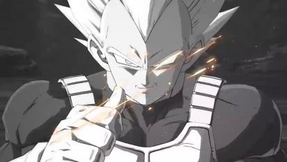 Dragon Ball FighterZ - SSGSS Vegeta Character Trailer