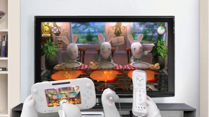 Rabbids Land - Launch Trailer