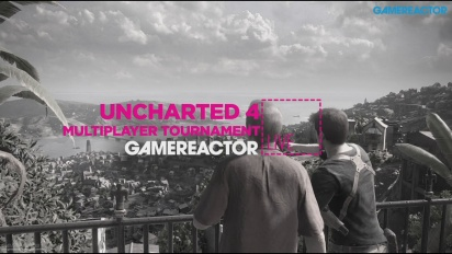 Uncharted 4 Multiplayer - Livestream Replay