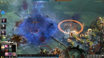 Warhammer 40,000: Dawn of War III - 9 minutes of multiplayer gameplay