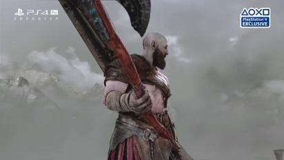 God Of War - Limited Edition PS4 Pro Bundle Trailer