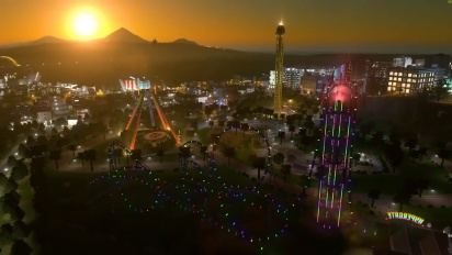Cities : Skylines - Parklife DLC Console Trailer
