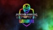 Power Rangers: Battle for the Grid League - Announcement Trailer