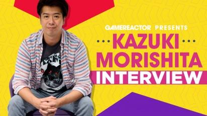 GungHo Online Entertainment - Kazuki Morishita Interview