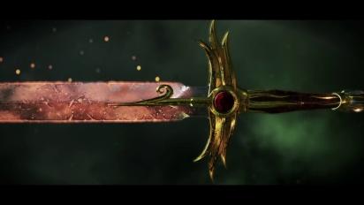 Warhammer: End Times - Vermintide - Sigmar's Blessing DLC trailer