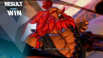 Street Fighter V - Character Introduction Series: Akuma
