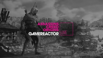 Assassin's Creed Origins - Livestream Replay