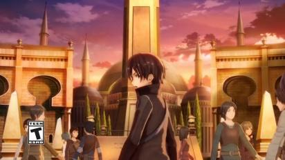 Sword Art Online: Hollow Realization - PC Launch Trailer