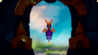Spyro Reignited Trilogy - Hurricos Playthrough Trailer