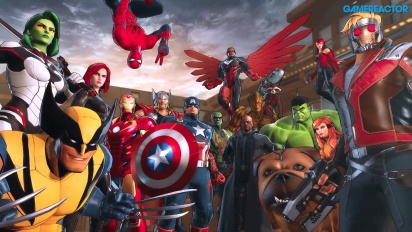 Marvel Ultimate Alliance 3: The Black Order - Heroes & Villains (Sponsored #1)