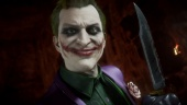 Mortal Kombat 11 - The Joker Official Gameplay Trailer