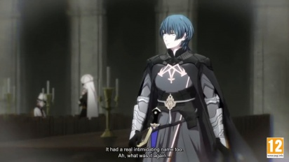 Fire Emblem: Three Houses - Cindered Shadows trailer