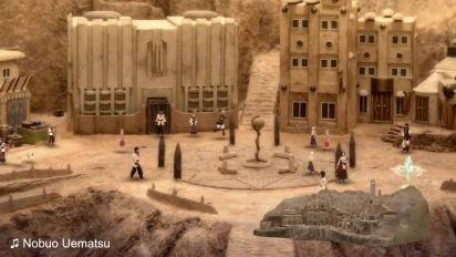 Fantasian - Japanese Gameplay Trailer (English Subtitles)