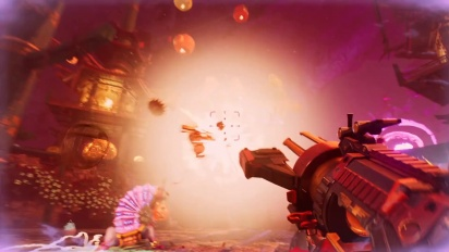 Shadow Warrior 3 - 'Motoko's Thunderdome' Gameplay Trailer
