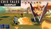 Cris Tales - Gameplay