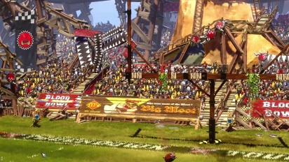 Blood Bowl 2 - Dwarfs vs Skaven Gameplay Trailer