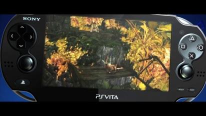 Uncharted: Golden Abyss - TV Spot
