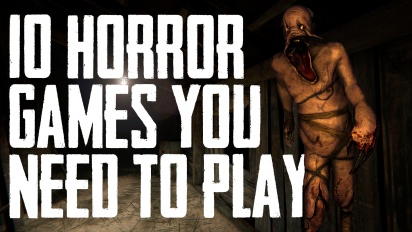 10 Current-gen Horror Games You Need To Check Out