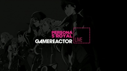 Persona 5 Royal - Livestream Replay