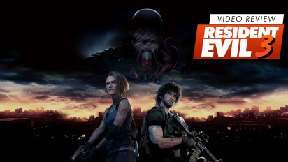 Resident Evil 3 - Video Review