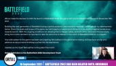 GRTV News - Battlefield 2042 has been delayed until November