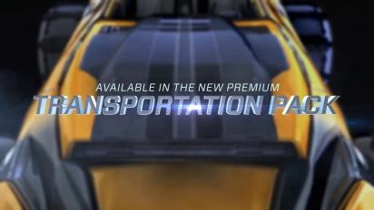 Firefall - New Transportation Pack Racer Trailer