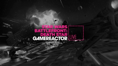 Star Wars Battlefront: Death Star - Livestream Replay