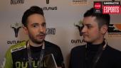 "Overwatch League – Matt ""Coolmatt"" Iorio (Houston Outlaws) Interview"