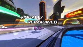 Wipeout Rush - Announcement Trailer