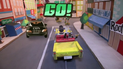 Crazy Taxi: City Rush - Coming Soon Trailer